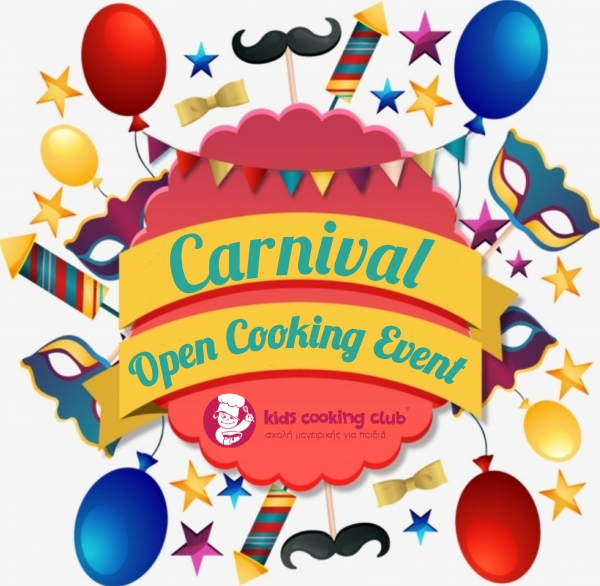 Carnival Open Cooking Event @ Kids Cooking Club