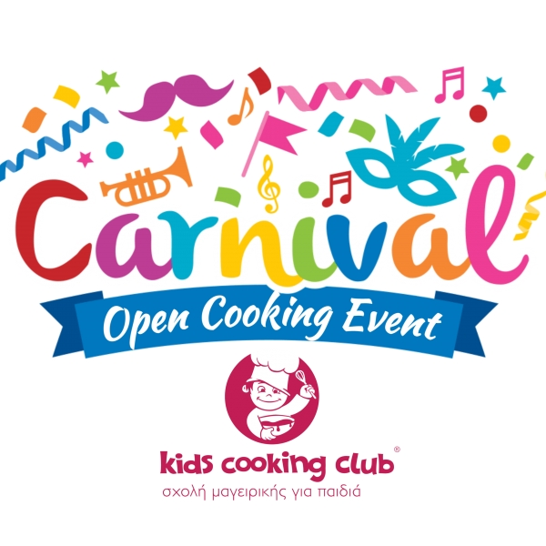 Carnival Open Cooking Event @ Kids Cooking Club 2020